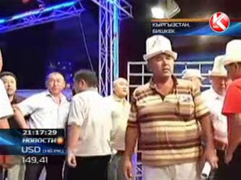 Кыргызстан захлестнула новая волна митингов