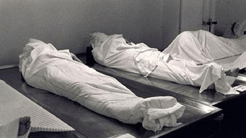Сәтпаев қаласында екі адамды өлтіріп кеткен