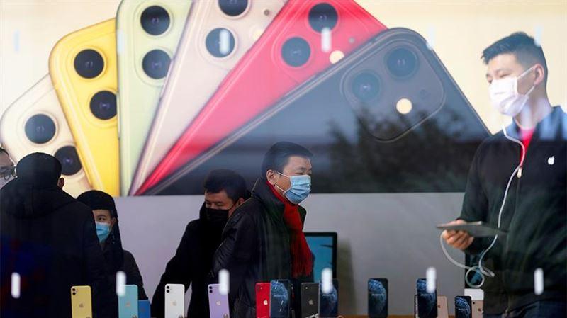 Из-за коронавируса Apple ограничит поставки iPhone по всему миру