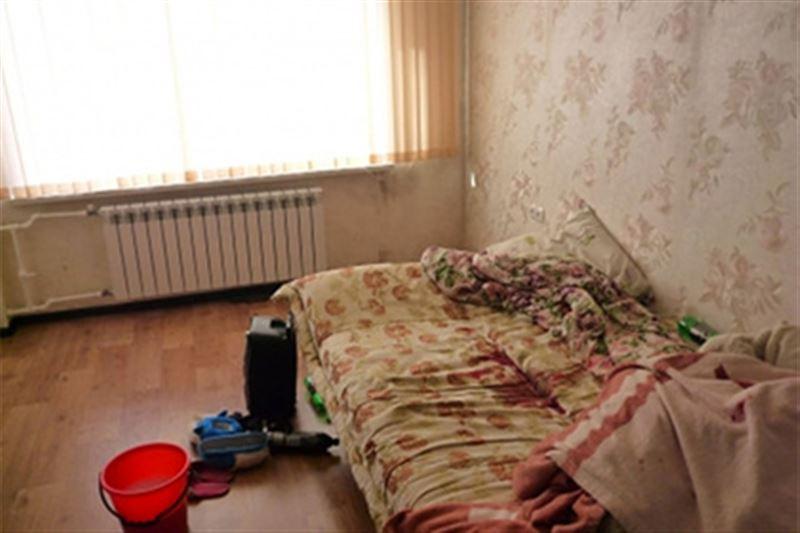 18-летняя девушка выбросила в окно новорожденную дочь