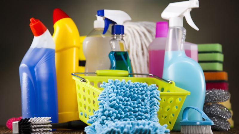 Ученые предупредили об опасности моющих средств