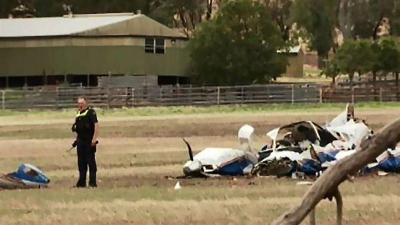 Четыре человека погибли при столкновении двух самолетов в Австралии