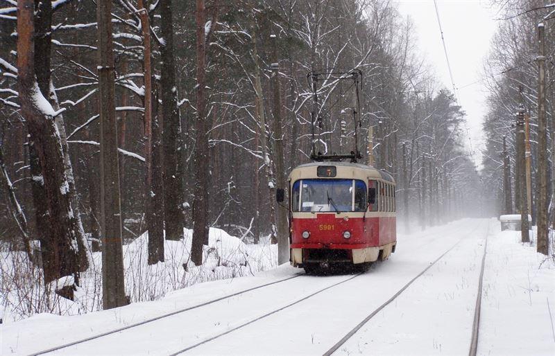 Трамваи для туристов могут появиться в Алматы