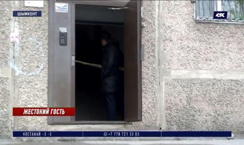 В Шымкенте семейную пару нашли убитой в собственной квартире