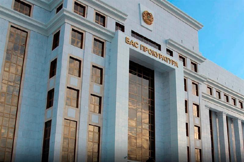 Заместитель генпрокурора обратился к казахстанцам из-за незаконного митинга