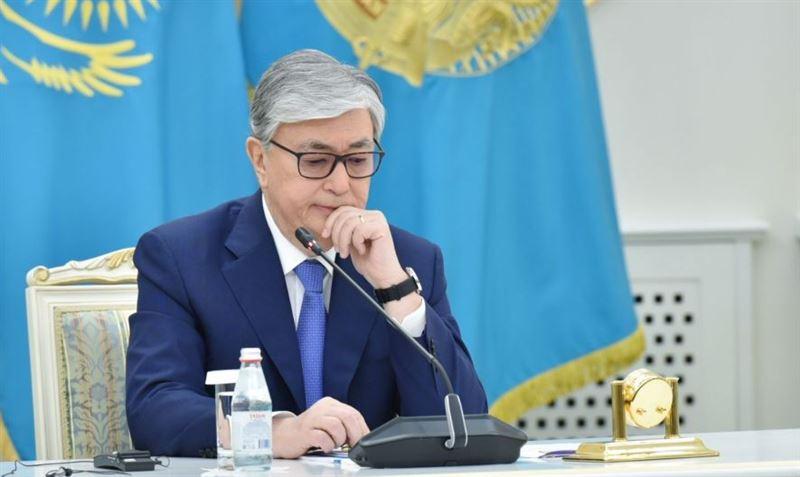 Глава государства направил соболезнования семье академика Татыгулова