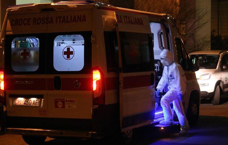 Первый заразившийся коронавирусом умер в Италии