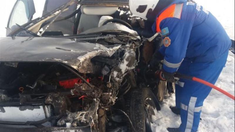 ДТП со смертельным исходом произошло на трассе Самара – Шымкент