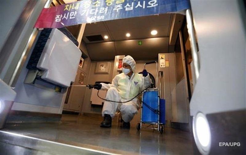 В Южной Корее объявлен наивысший уровень угрозы из-за коронавируса