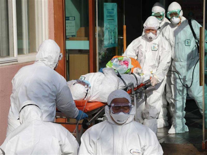 Жертвами коронавируса стало более 2600 человек