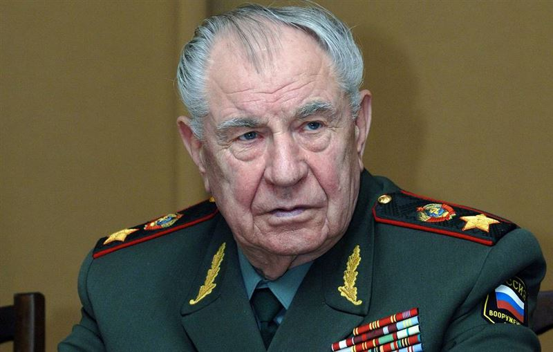 В Москве скончался последний маршал СССР Дмитрий Язов
