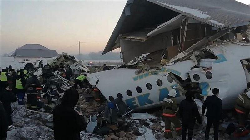 Всем пострадавшим при крушении самолета Bek Air выплатили компенсацию