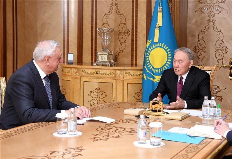 Елбасы переговорил с председателем коллегии Евразийской экономической комиссии