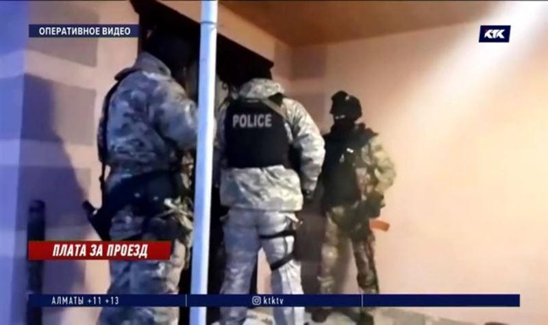 «Сарыагашских» разбойников с большой дороги задержали на юге Казахстана
