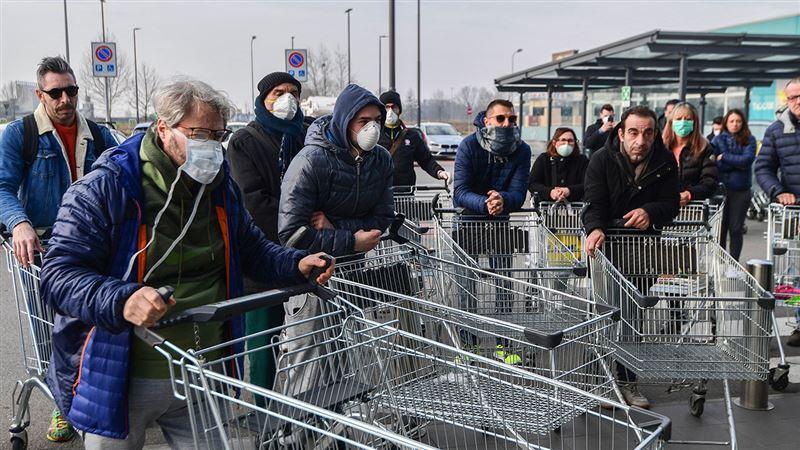 Эпидемиолог: за год коронавирусом заразится до 70% мирового населения