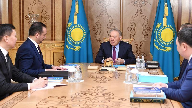 Елбасы Нурсултан Назарбаев переговорил с турецким политологом