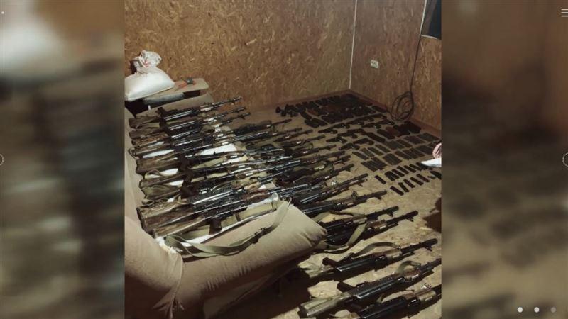 Задержан еще один подозреваемый в краже оружия из воинской части
