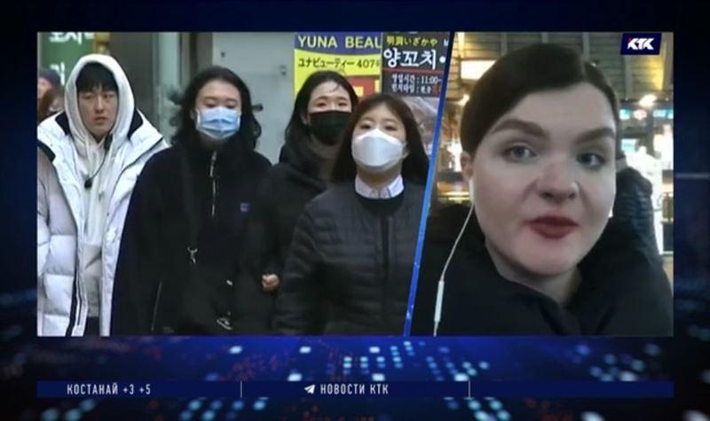 В Южной Корее населению разрешили повторно использовать старые маски