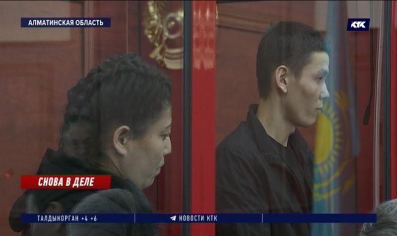«Не поняли переводчика»: убийцы алматинского косметолога снова в суде