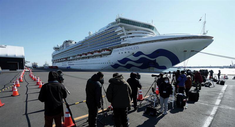 У жителя Кыргызстана с лайнера Diamond Princess подтвердился коронавирус