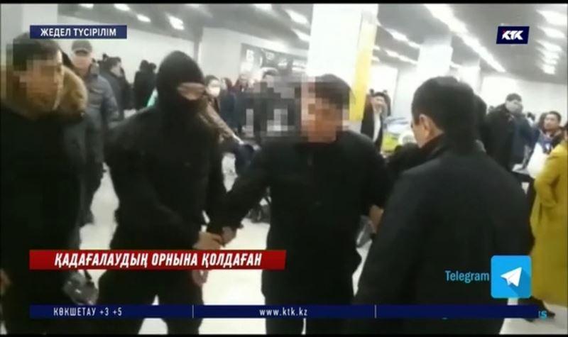 Прокурорлар контрабандашыларға көмектесіп, қолдап отырған
