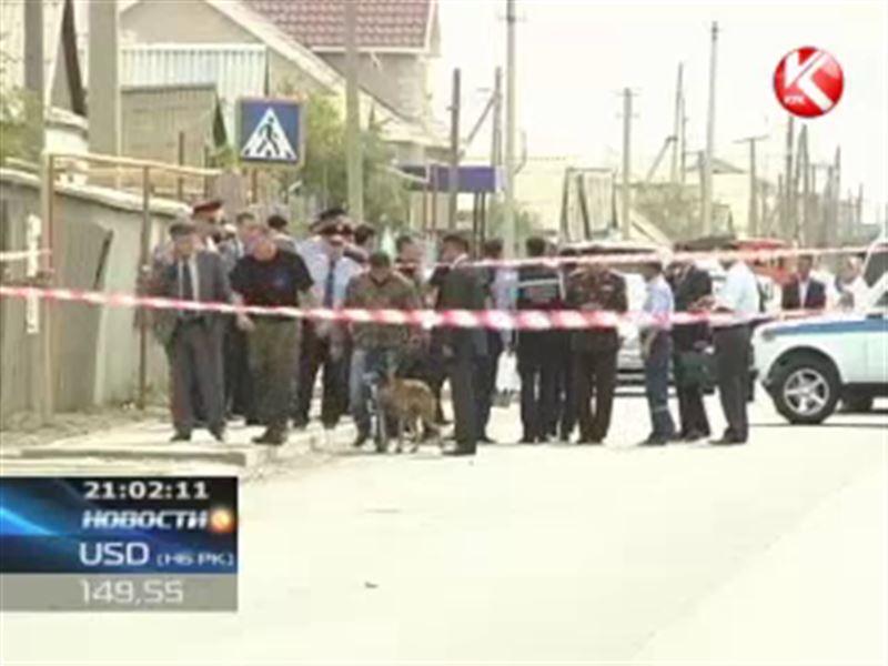 В Атырау продолжают расследовать обстоятельства взрыва, который накануне прогремел в частном секторе.