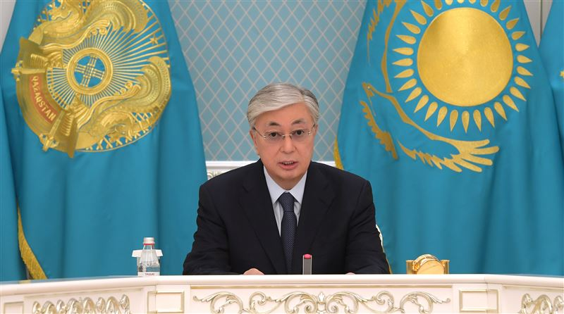 Президент Казахстана поздравил граждан с Днем благодарности