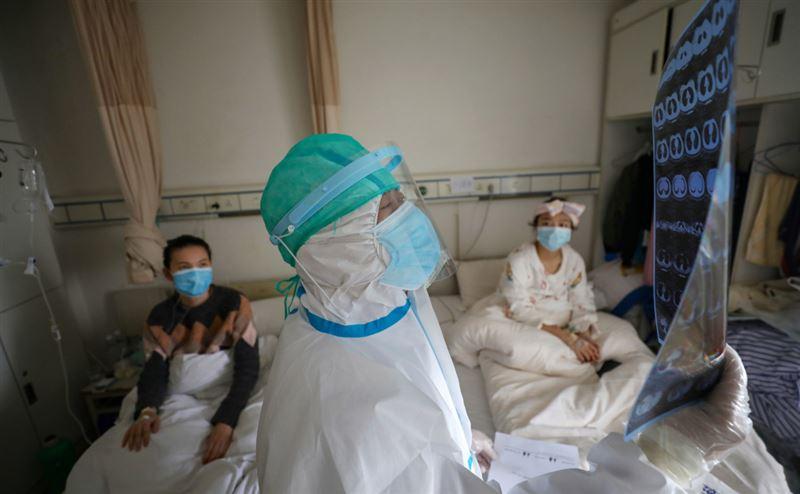 2870 человек скончались от коронавируса в Китае