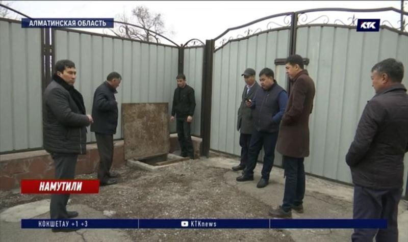 За мутную воду в Иссыке ответят сотрудники водоканала