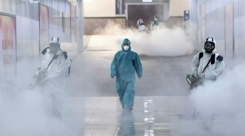 Вторая волна коронавируса может произойти в Китае