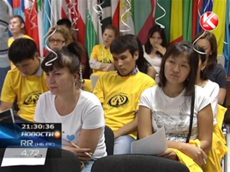 В Алматы отметили Международный день солидарности журналистов