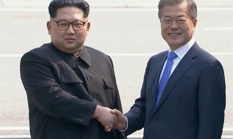 Ким Чен Ын коронавирус індетіне байланысты Оңтүстік Кореяға қолдау білдірді
