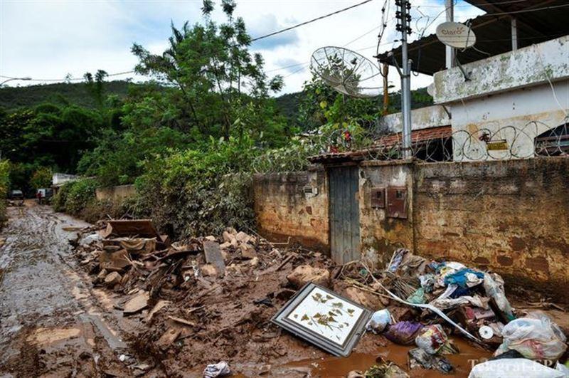 СМИ: 40 человек стали жертвами ливней в Сан-Паулу