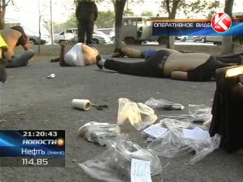 В Алматы удалось обезвредить банду киднепперов