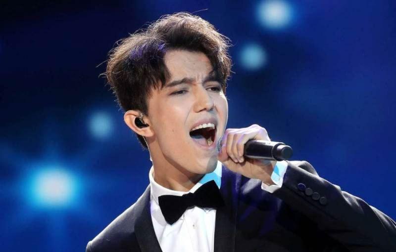 Казахстанский певец Димаш Кудайберген презентовал свою новую песню