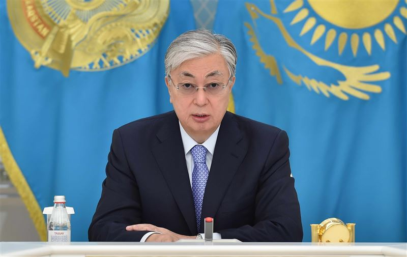 Касым-Жомарт Токаев провел совещание по экономической ситуации в стране
