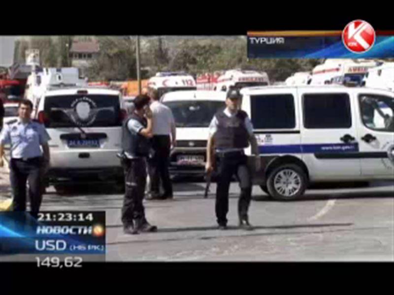 Теракт возле полицейского участка в Турции