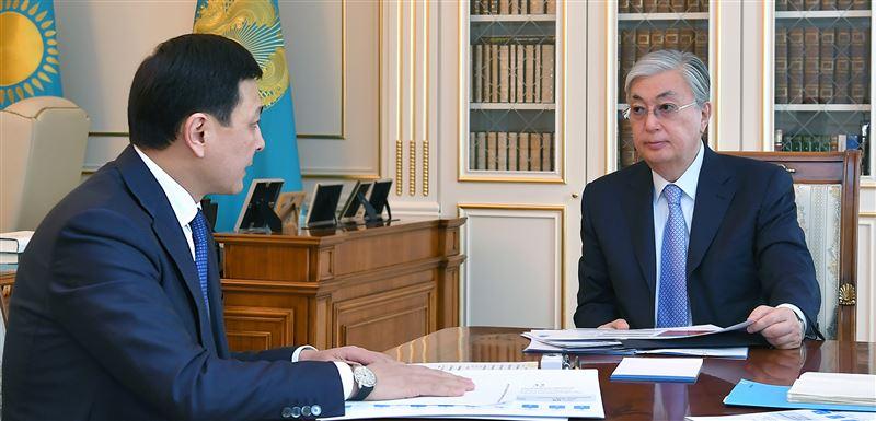 Президент РК дал ряд конкретных поручений акиму столицы