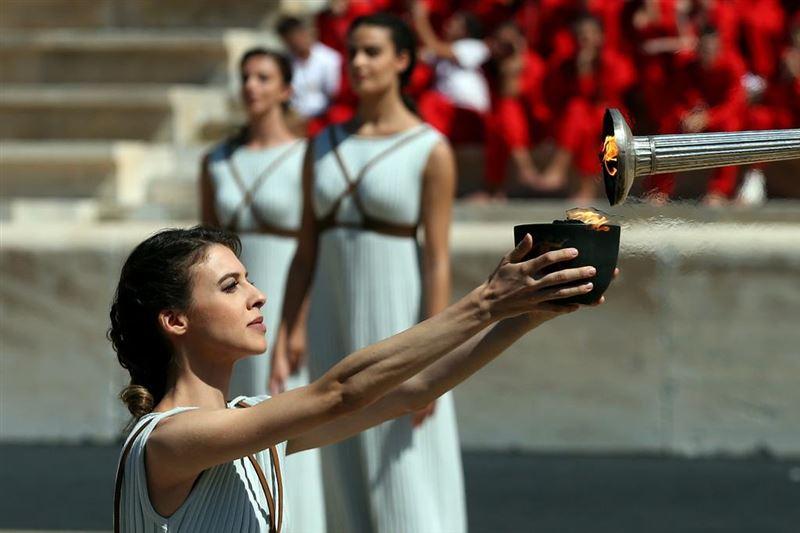 В Греции зажгут олимпийский огонь без зрителей из-за коронавируса