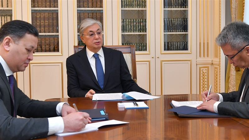 Президент Казахстана призвал следить за ситуацией в Афганистане