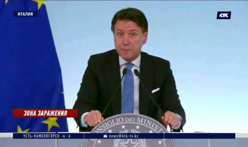 Итальянская блокада: во всей стране введен карантин