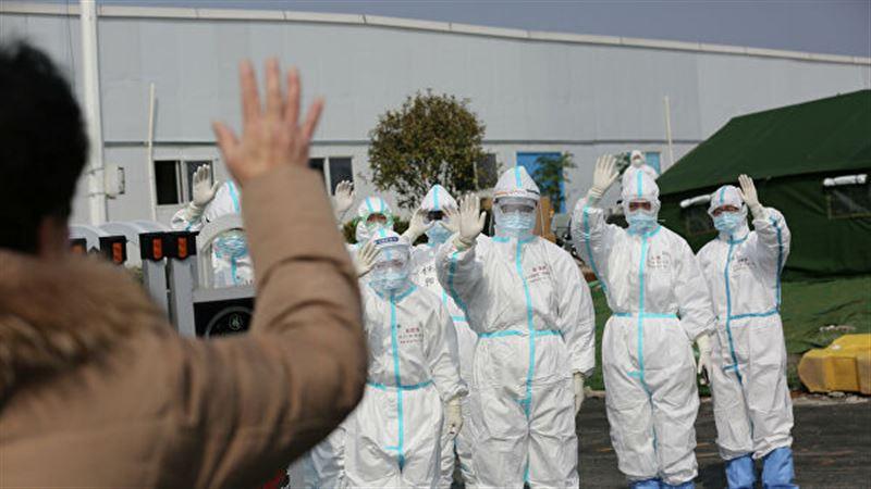 В Китае 76% зараженных коронавирусом COVID-19 уже выздоровели