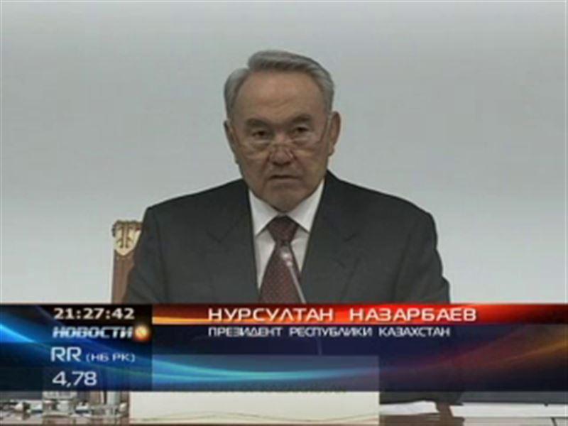 Назарбаев хочет создать азиатский аналог ОБСЕ
