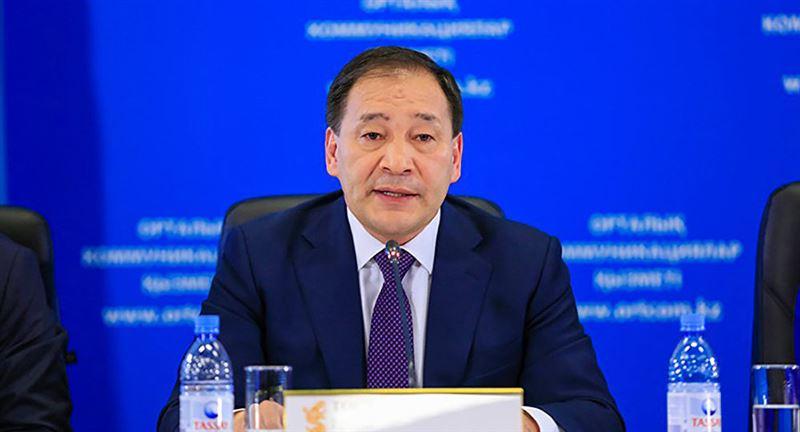 В Казахстане не зарегистрированы случаи коронавирусной инфекции — Ералы Тугжанов
