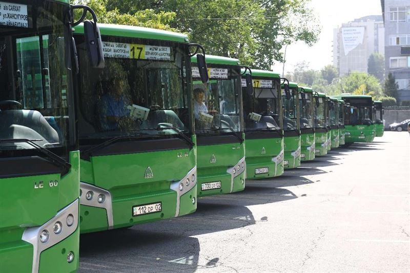 В республике будут дезинфицировать общественный транспорт