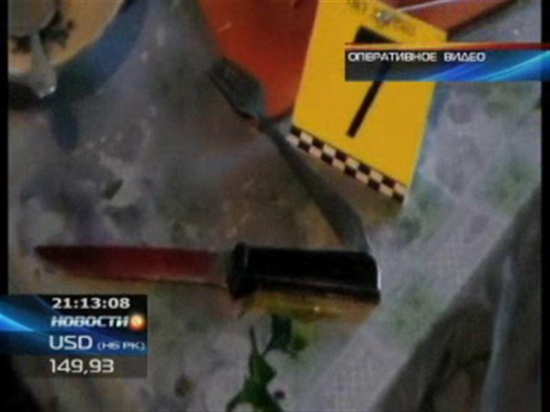 В Петропавловске мать убила родного сына за то, что тот пропивал кредит