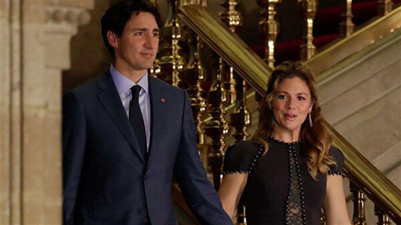 Супруга премьера Канады заразилась коронавирусом
