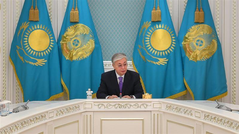 Президент провел заседание Штаба оперативного реагирования