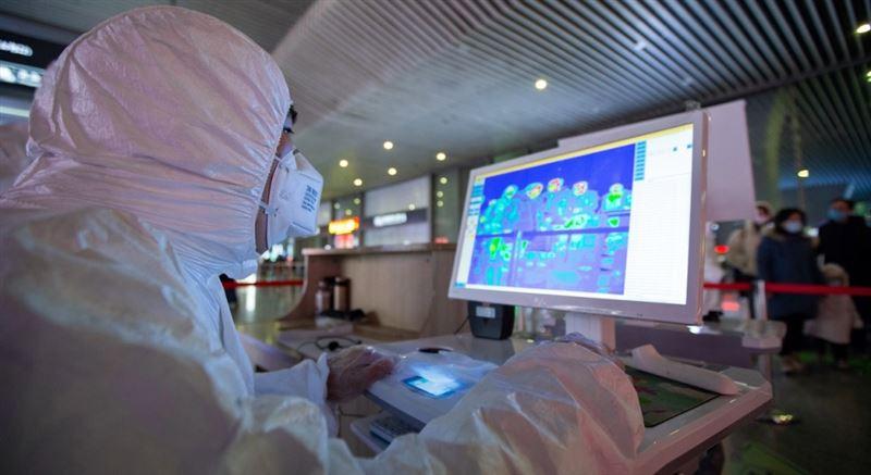 Сайт для онлайн-проверки на коронавирус разработают в США