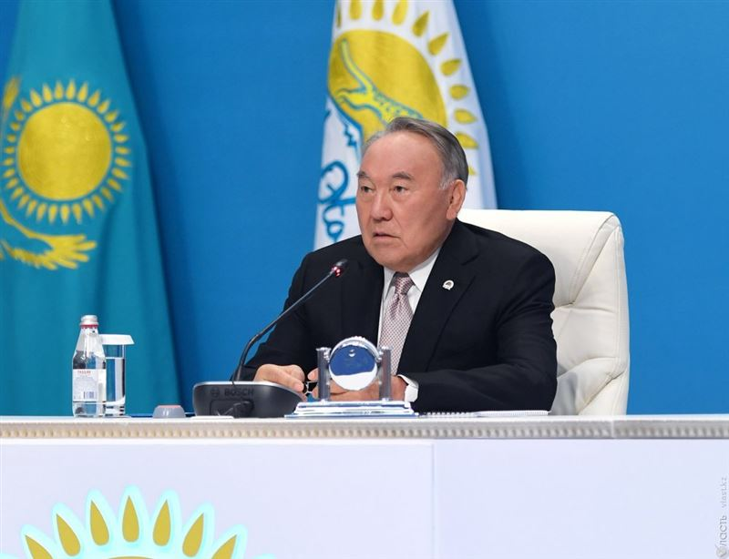 Заседание Nur Otan под председательством Елбасы отменили